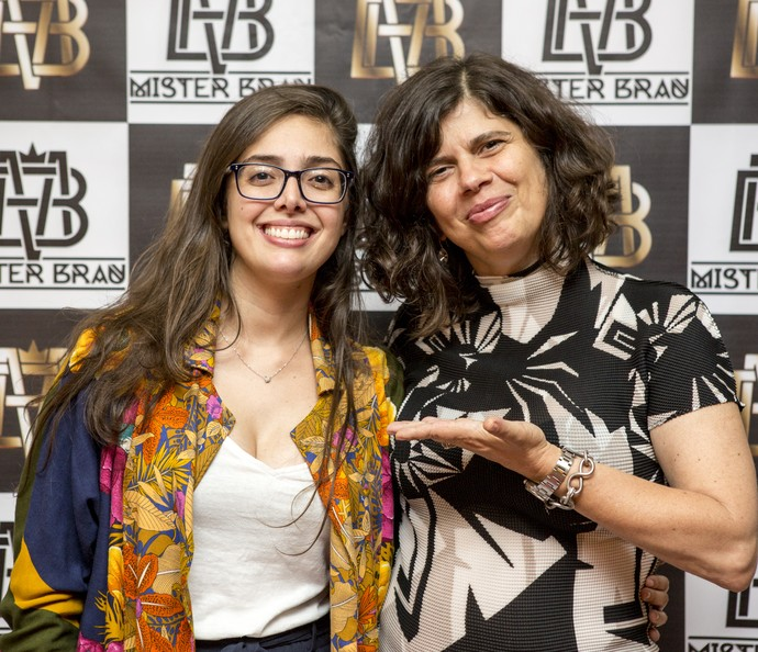 A dupla de direção Patricia Pedrosa e Olivia Guimarães (Foto: Ellen Soares/Gshow)