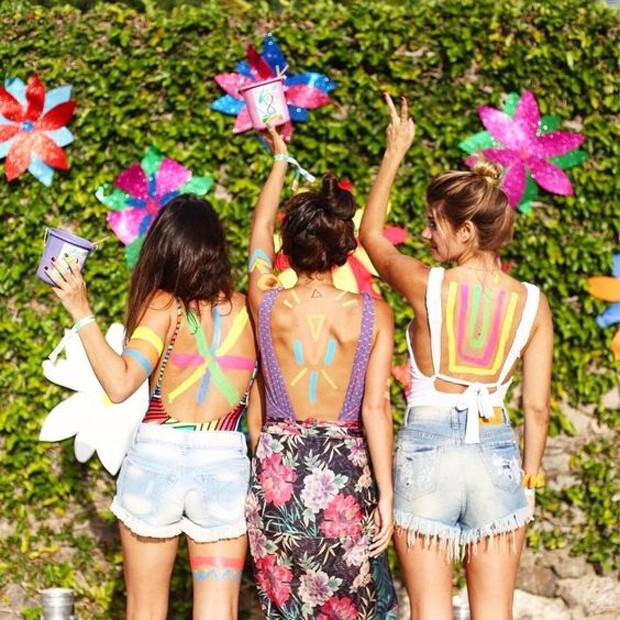 Body para o Carnaval (Foto: Reprodução / Pinterest)