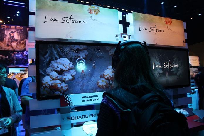 I am Setsuna se inspira nos RPGs clássicos; confira nosso teste (Foto: Reprodução/Tais Carvalho)
