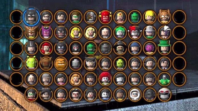 LEGO Batman 3 traz o maior elenco de personagens já concebido para a série (Foto: YouTube)