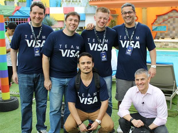 visa_hackathon_1_ (Foto: Divulgação)