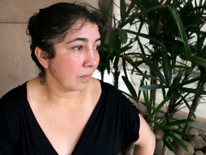 Rosemeri rose violência contra mulher (Foto: Maria Polo/G1)