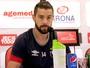 Bruno Ribeiro elogia Jael e lembra:  'Pode servir os companheiros também'