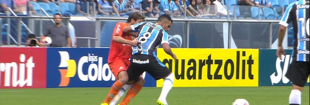 Grêmio x Juventude - Campeonato Gaúcho 2015 - globoesporte.com 03ce3f9f167ad