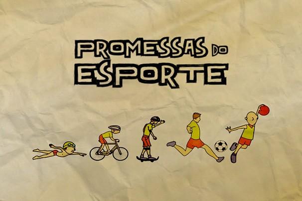 """Novo quadro """"Promessas do Esporte"""" vai ao ar nas quartas-feiras (Foto: Reprodução/TV Fronteira)"""