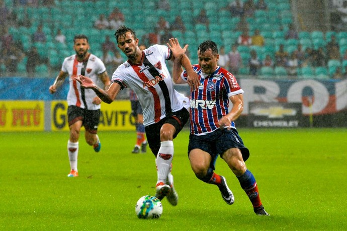 Bahia; Renato Cajá; Oeste (Foto: Jessica Santana / Divulgação / EC Bahia)
