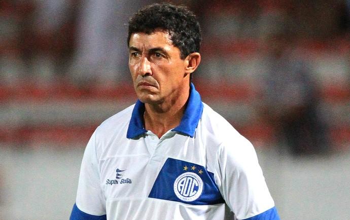Betinho Santa Cruz x Confiança Nordestão (Foto: Adelson Costa / Pernambuco Press)