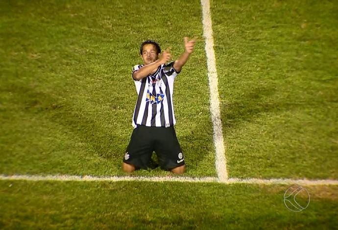 Daniel Morais Tupi-MG (Foto: Reprodução/TV Integração)