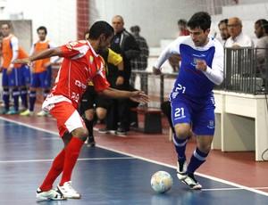 PC Diniz, do Suzano Futsal (Foto: Divulgação)