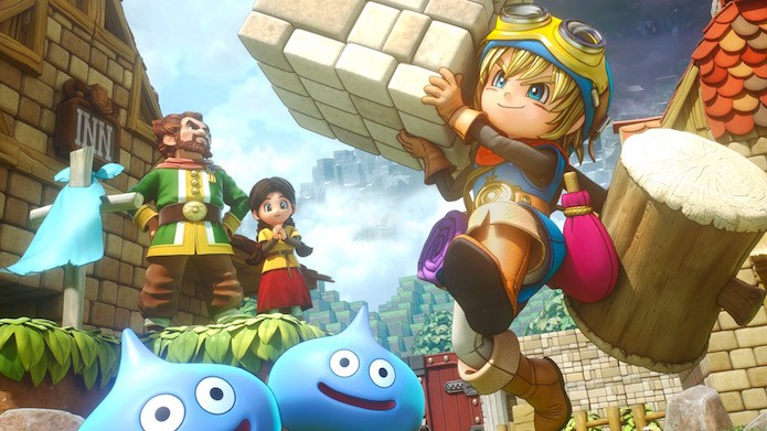 Dragon Quest Builders: confira a análise (Foto: Reprodução/Victor Teixeira)