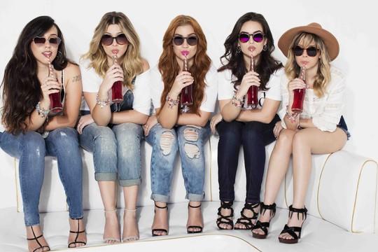 Bruna Vieira, Bruna Santana, Bianca Andrade, Kefera e Taciele Alcoela: as Youtubers mais bombadas da internet brasileira (Foto: Divulgação)