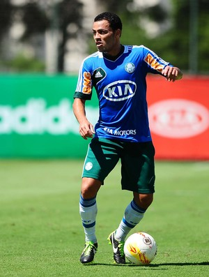 Léo Gago Palmeiras (Foto: Marcos Ribolli / globoesporte.com)