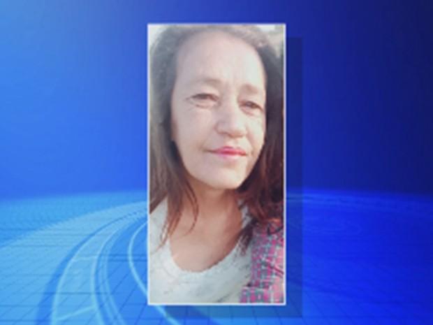 Roseli Lopes vivia há quatro anos com o suspeito (Foto: Reprodução/TV TEM)