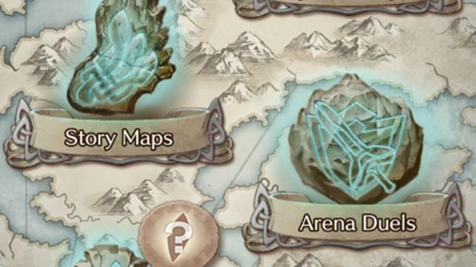 Fire Emblem Heroes: Jogue o começo da campanha para habilitar a Arena (Foto: Reprodução / Thomas Schulze)