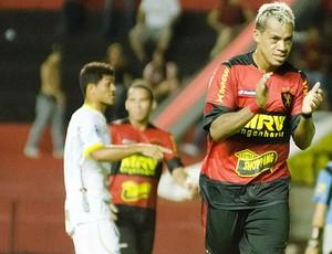 Marcelinho Paraíba comemora gol pelo Sport (Foto: Divulgação/Sport)