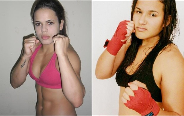 Juliana Costa x Jessica Delboni (Foto: Montagem sobre fotos de arquivo pessoal)