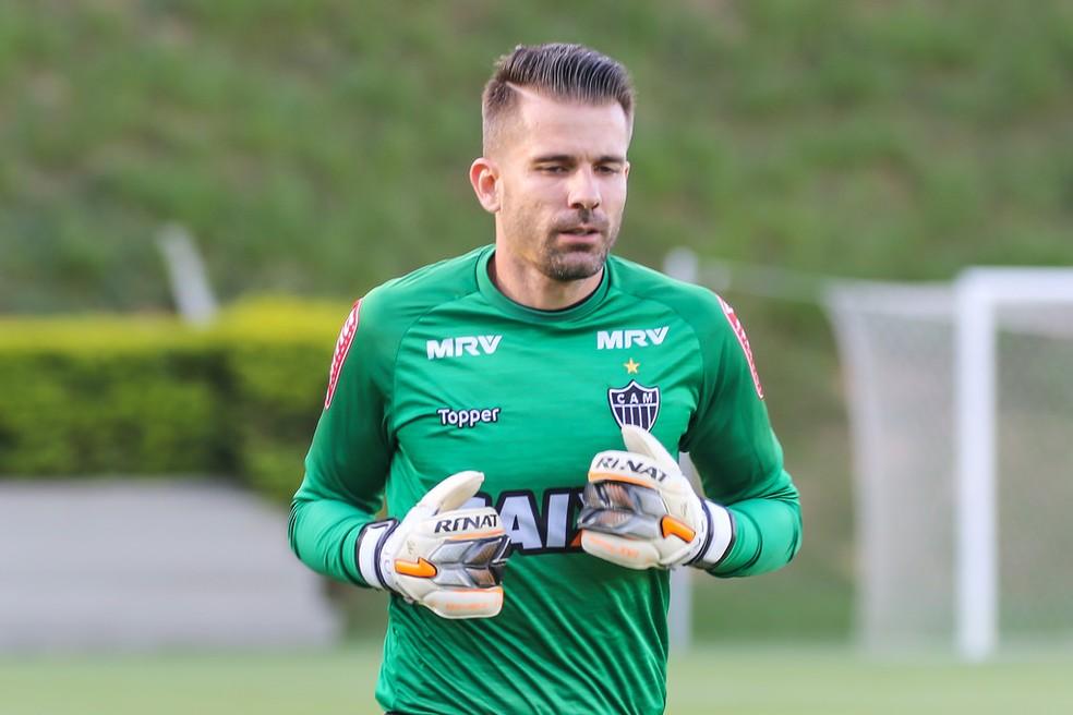 Victor é pivô de disputa judicial entre Grêmio e Galo (Foto: Bruno Cantini/Atlético)