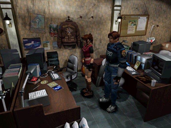 Resident Evil 2 é um dos melhores da franquia (Foto: Reprodução)