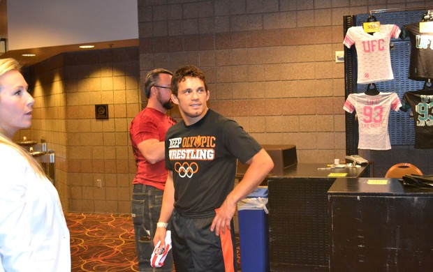 Jake Ellenberger UFC 162 (Foto: Adriano Albuquerque)