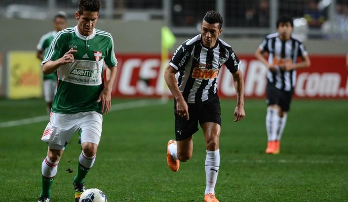 Palmeiras x Atlético-MG (Foto: Washington Alves / VIPCOMM)