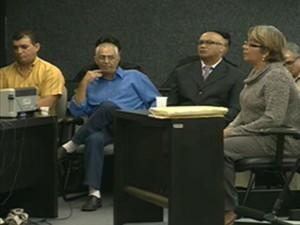 Marcelo José dos Santos junta-se aos outros réus no julgamento. (Foto: Reprodução)