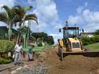 Defesas Civis de cidades do Sul de SC realizam limpeza após chuvas