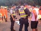 Folião morre e outro fica ferido após tiros em festa de pré-Carnaval no DF