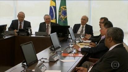 Jornal da Globo - Edição de Segunda-feira, 16/05/2016