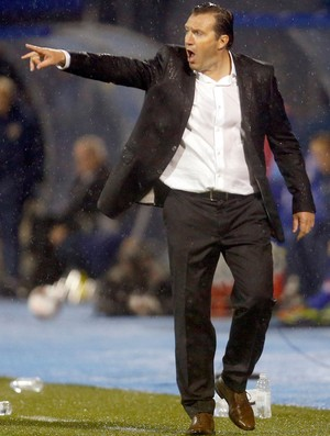 Marc Wilmots Treinador Bélgica (Foto: AP)