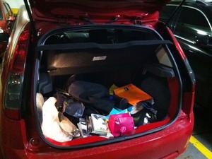 porta-malas (Foto: G1)