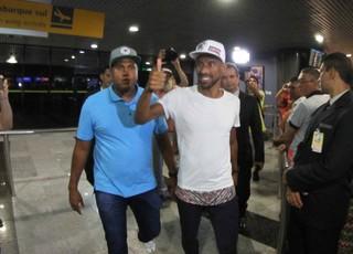 Léo Moura  (Foto: Aldo Carneiro (Pernambuco/Press))
