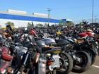 Detran fará leilão de 585 veículos que foram apreendidos em Campinas, SP