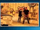 Justin Bieber é autuado por pichação em muro no Rio, diz polícia