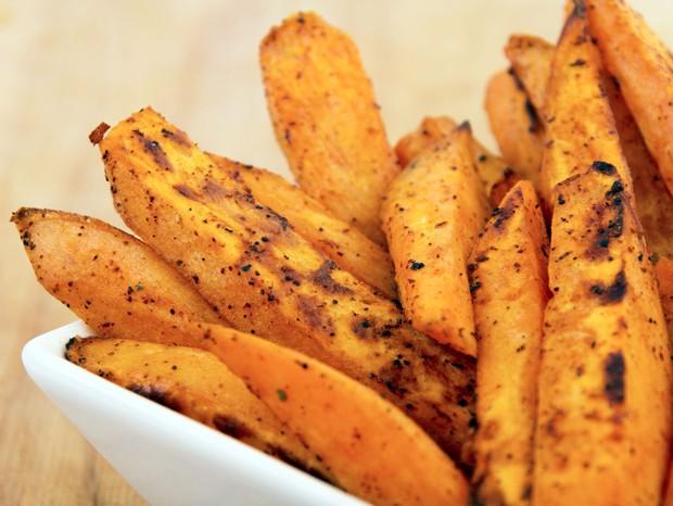 Chips de batata doce (Foto: Divulgação)