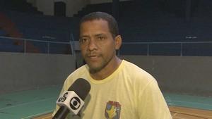 Richard Neves, presidente da FAHb (Foto: Reprodução/Rede Amazônica no Amapá)