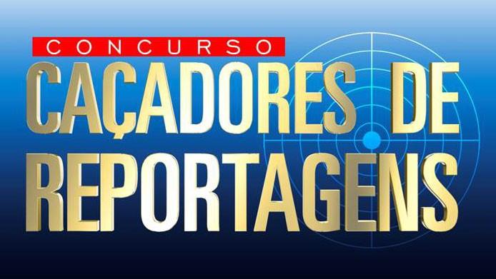 Caçadores de Reportagens (Foto: logo)