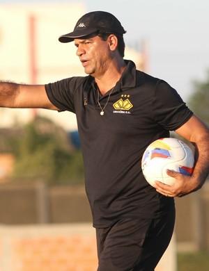 Moacir Junior Criciúma (Foto: Fernando Ribeiro/www.criciumaec.com.br)