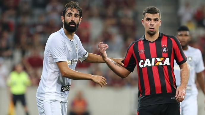 Renan Fonseca, Botafogo (Foto: Geraldo Bubniak / Agência Estado)