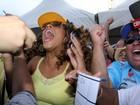 Juliana Alves comemora vitória da Unidos da Tijuca: 'Realizada'