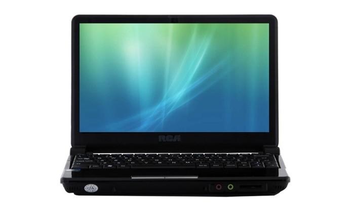 Netbook RCA N280 (Foto: Divulgação/RCA)
