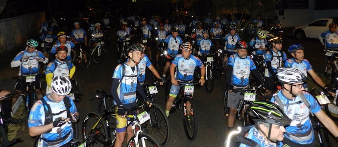 Ciclismo, Desafio Prudente a Epitácio (Foto: Ivan Adalberto / Cedida)