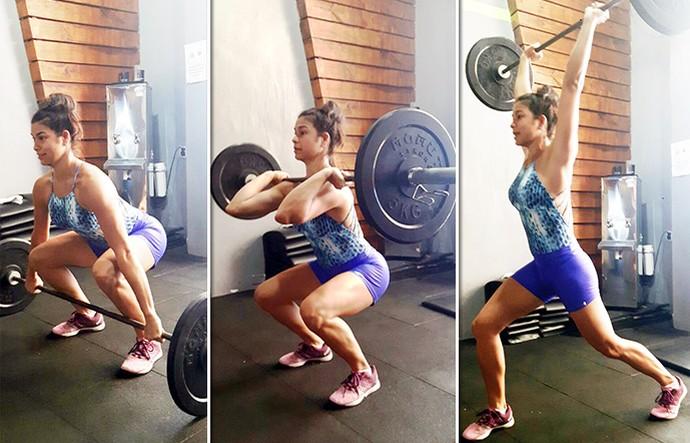 6daef5ceea Ex-fisiculturista troca musculação pelo treino de crossfit e aprova ...