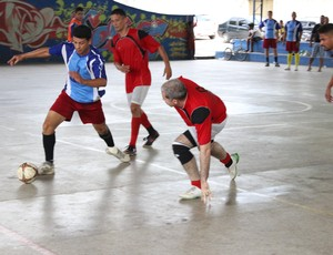 Kelson na Copa Gospel (Foto: Wenner Tito/Globoesporte.com)