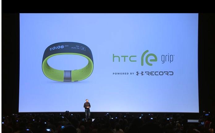 HTC MWC 2015 (Foto: Reprodução)