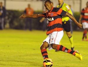 Renato Abreu Flamengo x Campinense (Foto: Alexandre Vidal / Flaimagem)