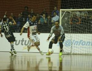 Dudu Joinville Futsal (Foto: Fabrízio Motta/Joinville Futsal)
