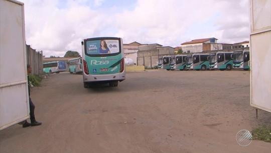 Outros 16 ônibus que sumiram de garagem na Bahia são achados
