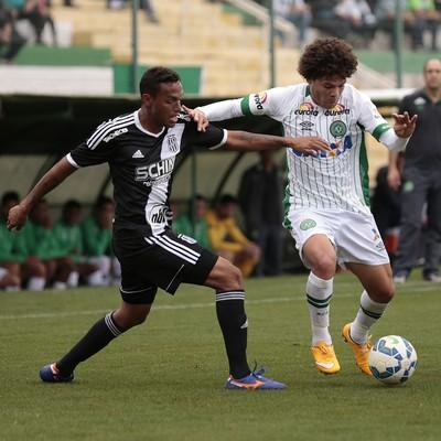Chapecoense x Ponte Preta, Arena Condá (Foto: MARCIO CUNHA/MAFALDA PRESS/ESTADÃO CONTEÚDO)