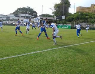 Cruzeiro x São José Gauchão Vieirão Gravataí (Foto: São José / Divulgação)