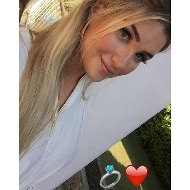 Aline  (Foto: Reprodução/Instagram)